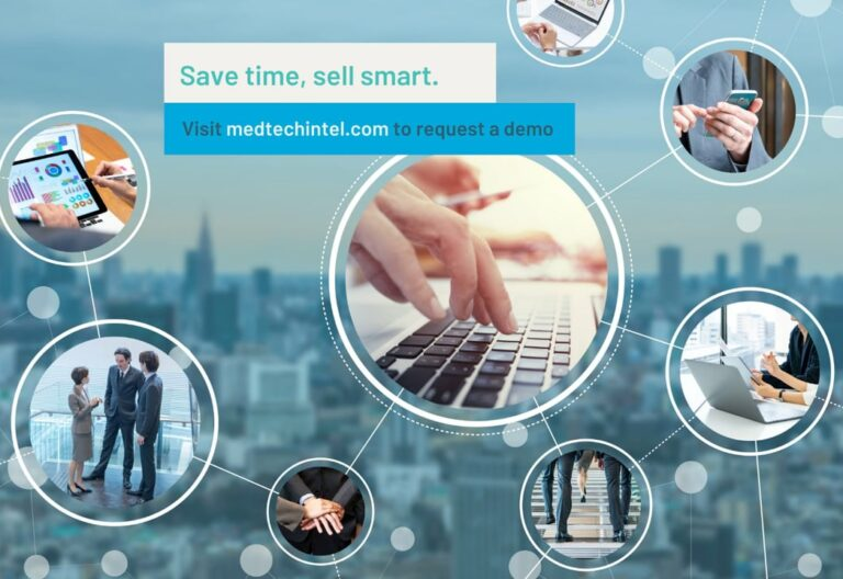 Save Time, Sell Smart with MTI- MedtechIntel